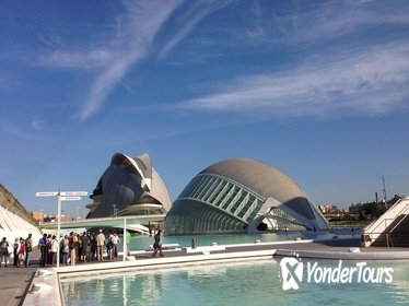 Valencia's City of Arts and Sciences Tour