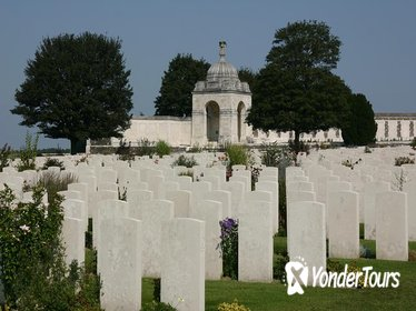 Private World War I Flanders Battlefields Tour from Brussels