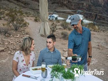 Grand Canyon by Helicopter with Gourmet Breakfast