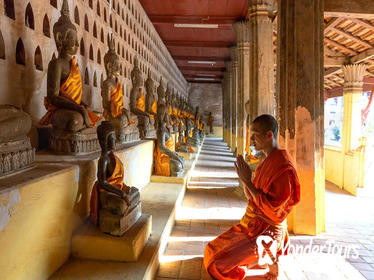 Vientiane Highlights 3 days tour
