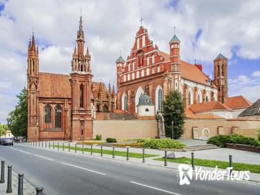 Vilnius Private Tour: Uzhupis City Walking Tour