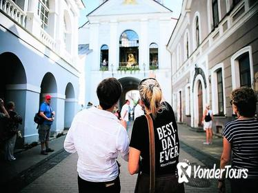 Vilnius Walking Tour: Old Town, Uzupis and Lithuanian Brewery