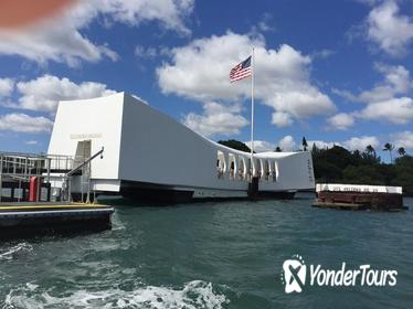 VIP Combo Tour - Pearl Harbor and Oahu Island Tour