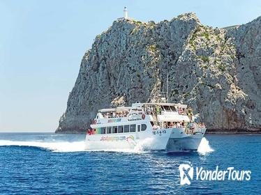 Visit Cape Formentor and Cala Figuera