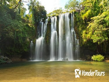 Visit Cortes Waterfall from Playa del Coco