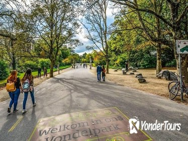 Vondelpark Guided Bike Tour in Amsterdam