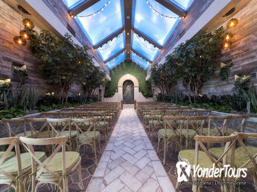 Vow Renewal at the Chapel of the Flowers