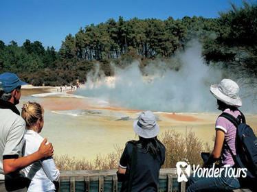 Wai-O-Tapu Thermal Wonderland Admission
