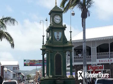 Walking Tour Through Basseterre
