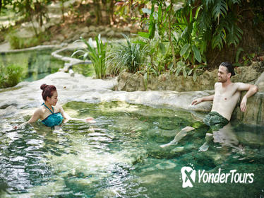 Wareerak Hot Spring Thai Spa and Massage Treatment in Krabi Rainforest
