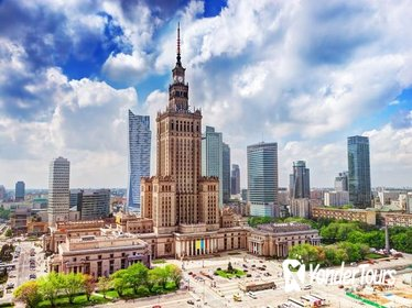 Warsaw 1-Day Tour from Lodz
