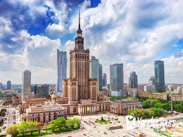 Warsaw in a Nutshell Walking Tour