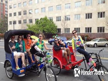 Washington DC National Mall and Museums Pedicab Tour