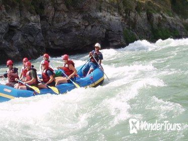 White Water Rafting on Trisuli River from Kathmandu