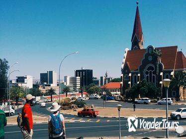 Windhoek City and Township Cultural Tour