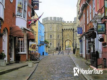 Windsor and Eton walking tour with a guide