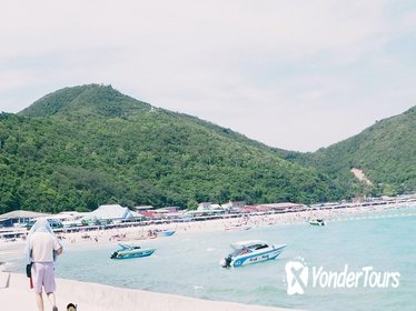 Wonderful at Koh Lan Pattaya 5Day 4Night