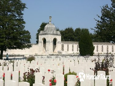 World War I Battlefields Tour of Flanders from Bruges