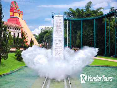 Xetulul Theme Park: Admission Ticket