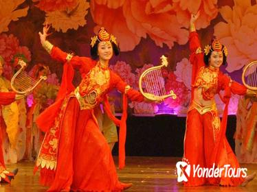Xi'an Tang Dynasty Music and Dance Show with Dumpling Banquet