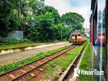 Yangon Circular Train Tour