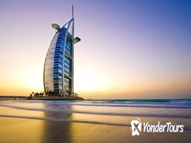 Dubai Tours :Desert Safari- Abu Dhabi Tour-Dhow Cruise Dinner - Dubai City Tour