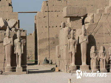 Private Tour: Valley of the Kings, Queen Hatshepsut Temple, Luxor and Karnak Temples from Luxor Airport
