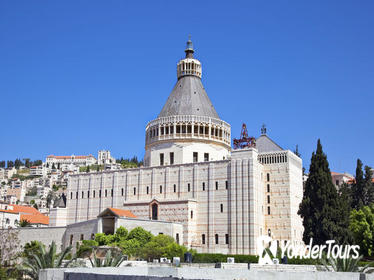 4-Day Christian and Jewish Sacred Sites Tour: Jerusalem, Jericho, Bethlehem and Nazareth