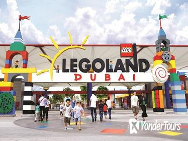 Legoland Dubai: 1-Day Ticket with Private Transfers