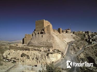 Private Tour: Full-Day Jordan Castles Tour from Amman