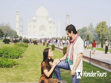 Guided Golden Triangle Trip - 4 DAYS