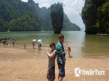 Phuket James Bond Island Adventure Tour with Lunch