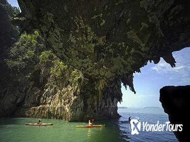 Phuket James Bond Island Full day Tour by Speedboat