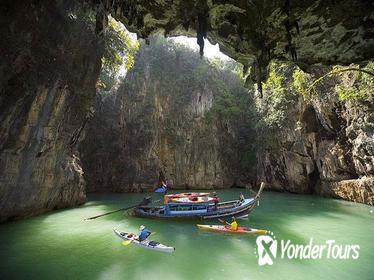 Phuket James Bond Island Full day Tour by Big Boat