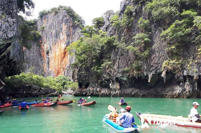 Phuket James Bond Island Full Day Tour By Longtail Boat 2020