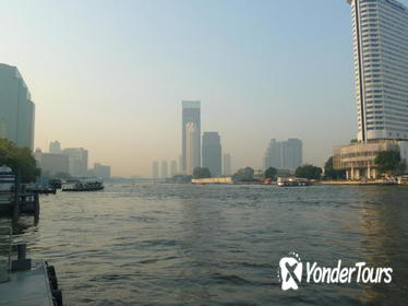 Bangkok Canals Cruise including Grand Palace and Wat Arun