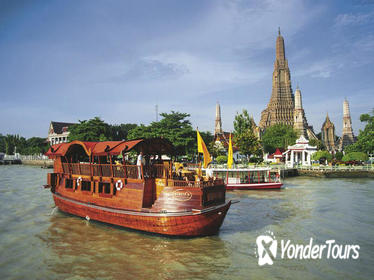 Venice of The East - Rice Barge River Cruise Tour from Bangkok