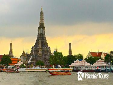 Amazing Bangkok City & Temple Tour with Admission Tickets