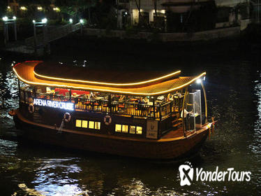 Arena River Cruise Tour including Dinner from Bangkok