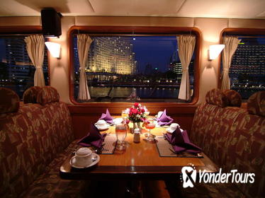 Dinner Cruise by Grand Pearl in Bangkok