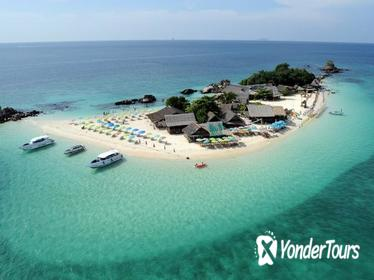 Phi Phi Deluxe Island-Hopping Tour by Speedboat from Phuket