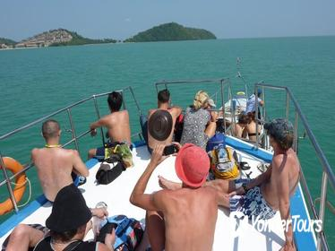 Phuket to Koh Phi Phi by Phi Phi Cruiser