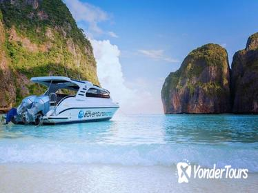 Early Bird Phi Phi X-Large Tour by Siam Adventure World from Khao Lak