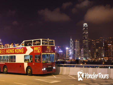 Big Bus Hong Kong Open-Top Night Tour