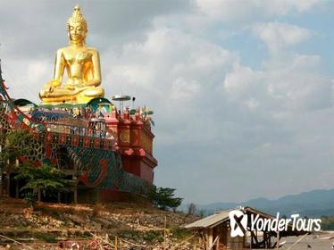 Ancient City Tour from Chiang Mai including Golden Triangle and Royal Villa