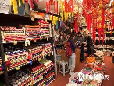 Beijing Private Customized Shopping and City Sightseeing Tour with Lunch