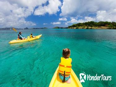 Ko Samui Angthong Marine Park Full Day Tour with Sea Kayaking