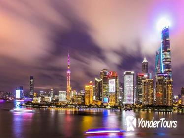 3-Hour Shanghai Bund Swift Tour with River Cruise or Skyscraper