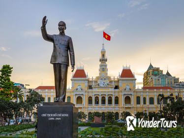 Ho Chi Minh City Private 8-hour Tour From Phu Huu Port
