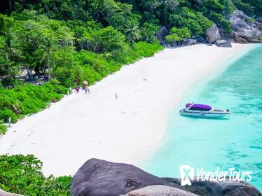 Wow Andaman Day Trip to Similan Islands from Phuket